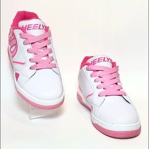 Youth Girls Sz 3 Heelys Motion Sneakers.